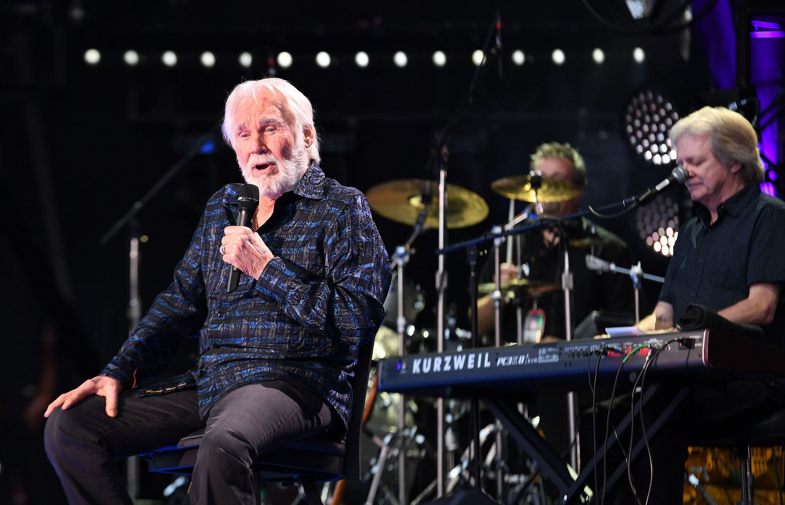 Kenny Rogers wird 80