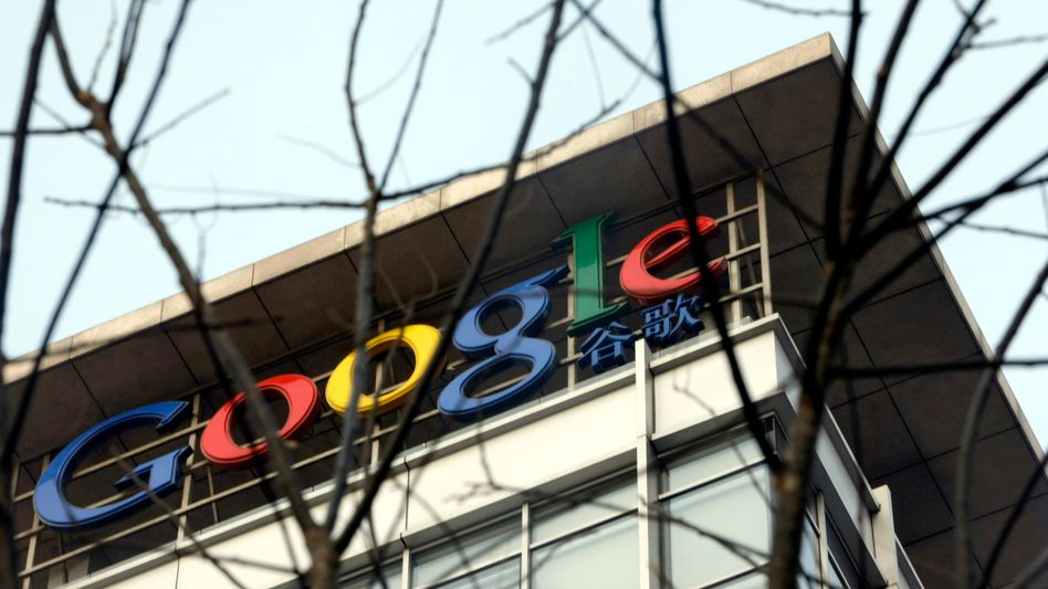 Konflikt mit Google: China zieht in den Zensur-Kampf
