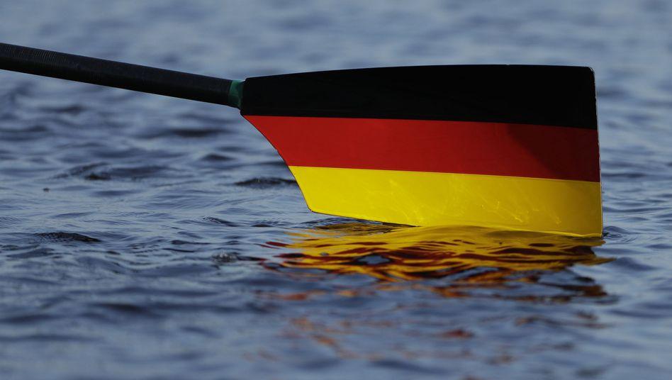 Deutscher Ruder-Verband ha6t sechs Medaillenhoffnungen