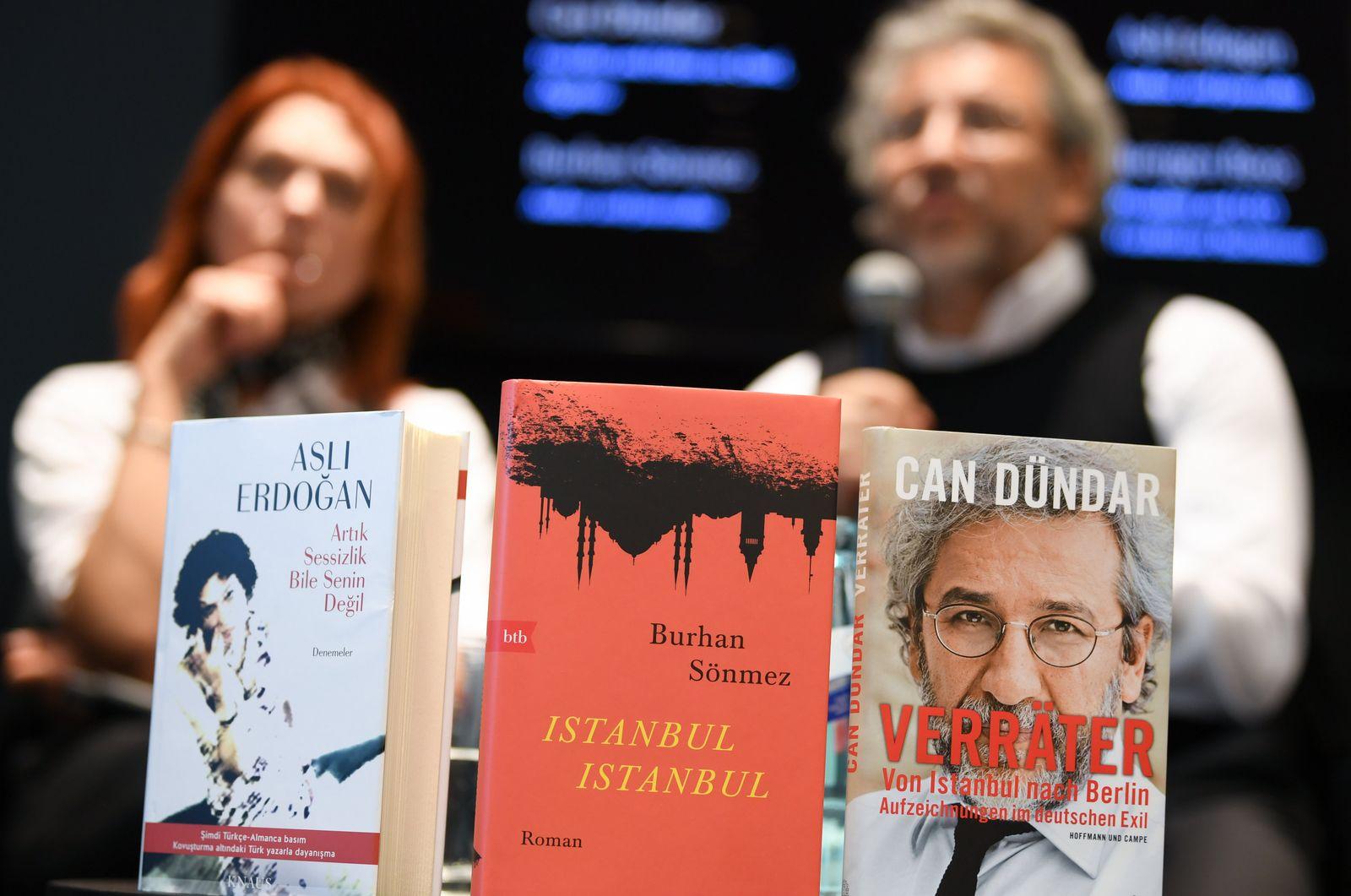 Buchmesse Türkei