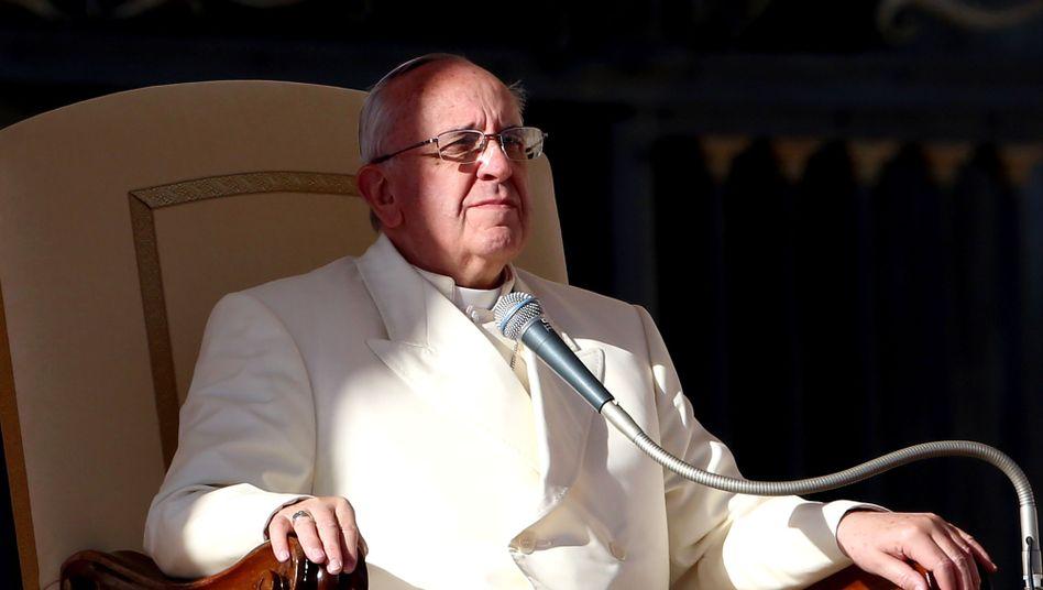 Papst Franziskus: Weiter auf Reformkurs