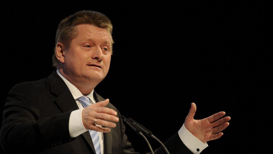 "CDU-Generalsekretär Gröhe: ""Versäumnisse der Vergangenheit aufholen"""