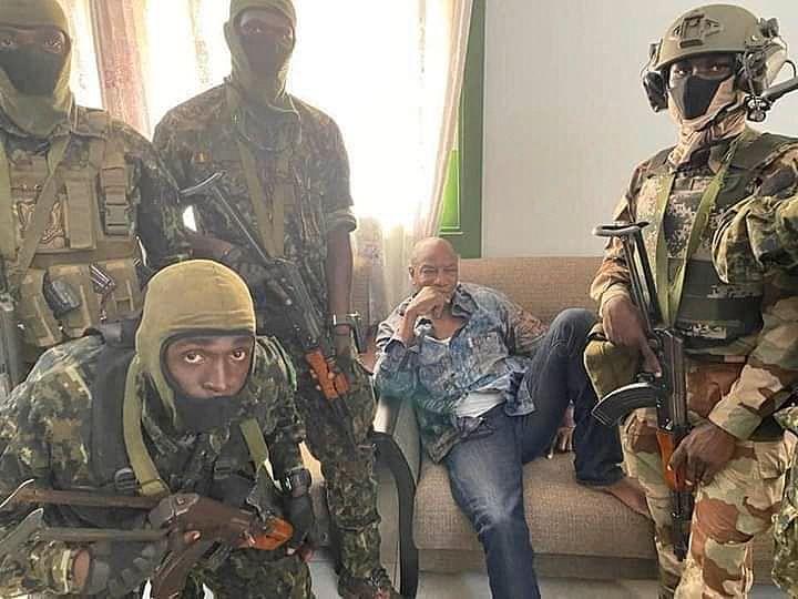 Guinea coup