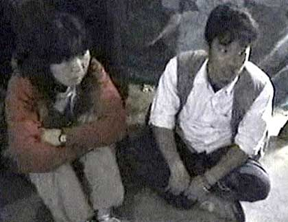 Video-Ausstrahlung auf al-Dschasira: Japanische Geiseln im Irak