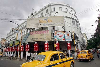 Calcutta has come a long way from its colonial British pasts.