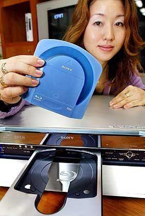 Blu-ray-Rekorder von Sony: Bereits seit 2003 sind erste Modelle zu kaufen