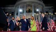 Trumps Superspreader-Event