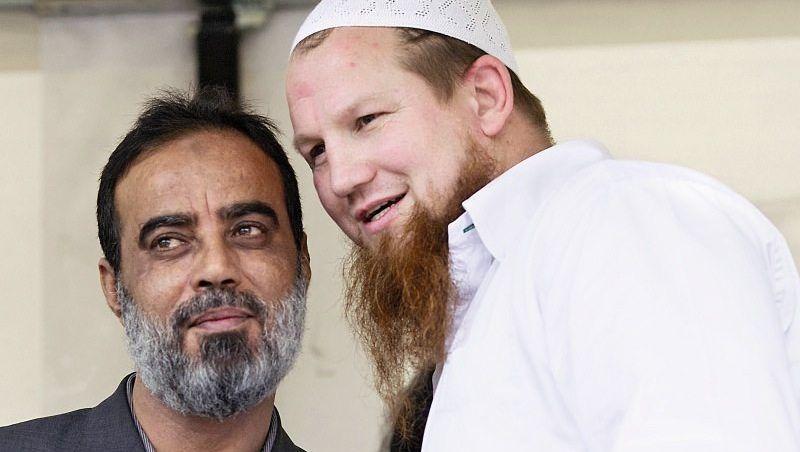 Salafisten Nagie, Vogel »Ihr wollt helfen«