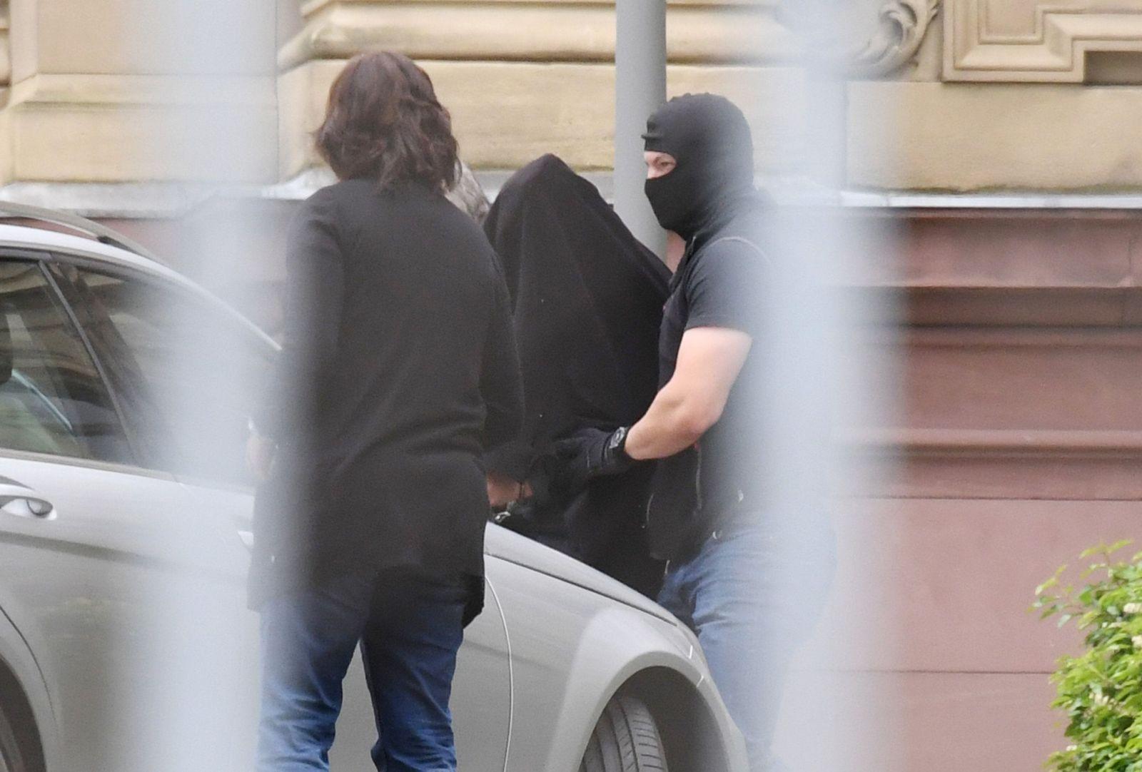 EINMALIGE VERWENDUNG SPIEGEL PLUS STARTBILD 25/2017 S. 40 Haftprüfung Terrorverdächtiger beim BGH