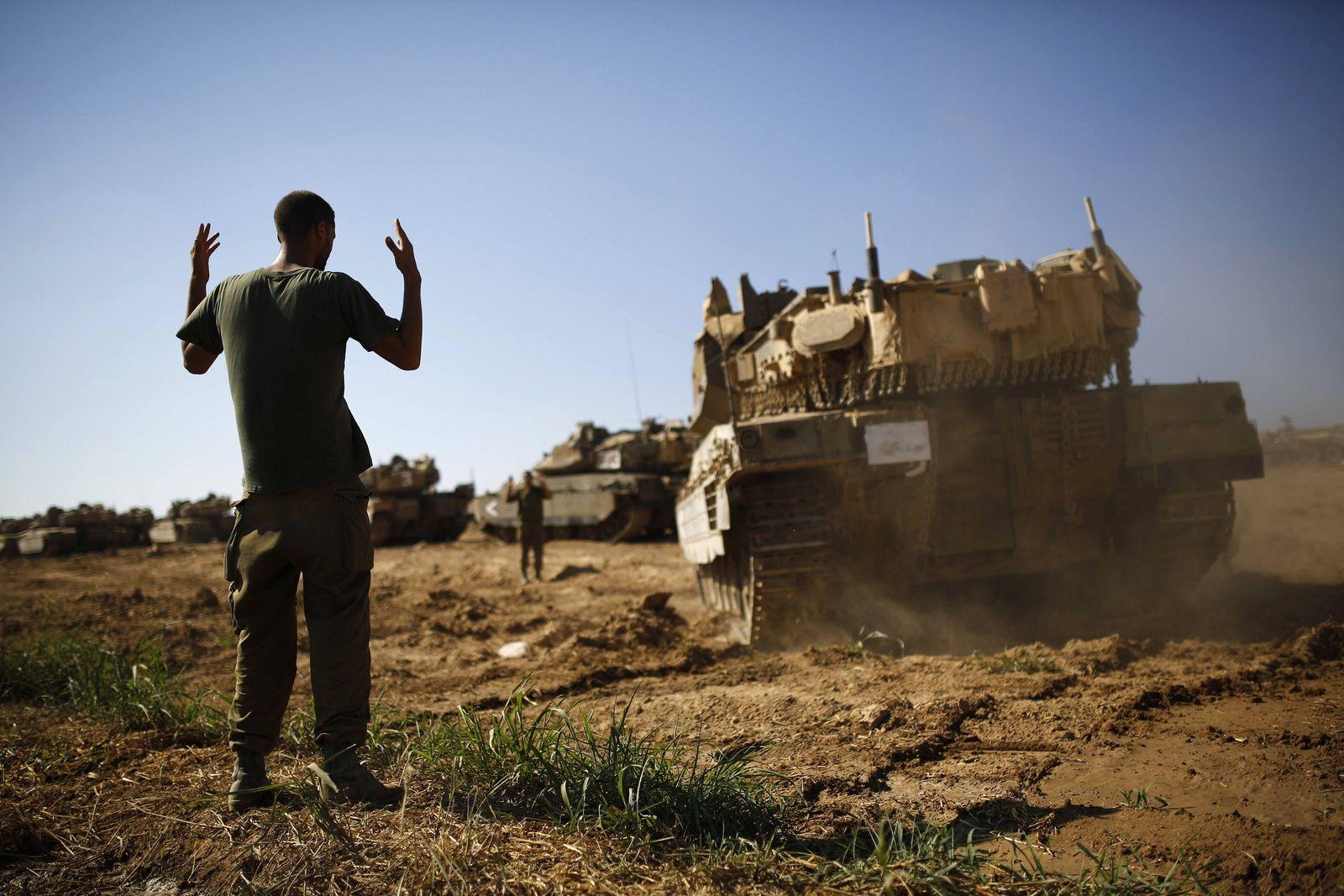 israel panzer