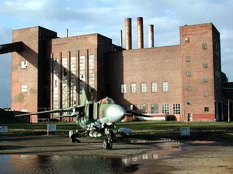 Ausstellung im Kraftwerk: In Peenemünde soll ein großes Raketenmuseum entstehen