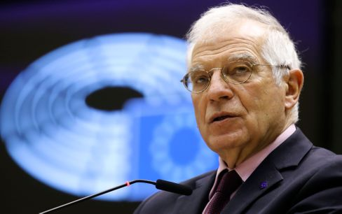 EU High Representative for Foreign Affairs Josep Borrell: It was about damage control.