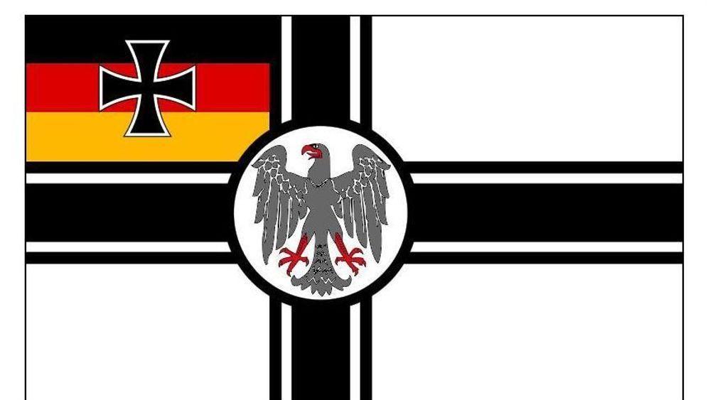 Weimarer Republik Und Die Reichskriegsflagge Eine Flagge Die
