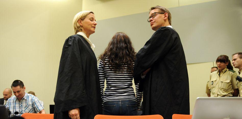 NSU-Prozess in München: Angeklagte Zschäpe krank