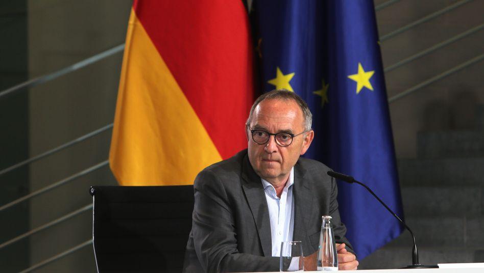 """Norbert Walter-Borjans: """"Die Konzerne haben viel vernachlässigt"""""""