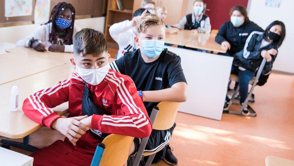Schule in Hamburg