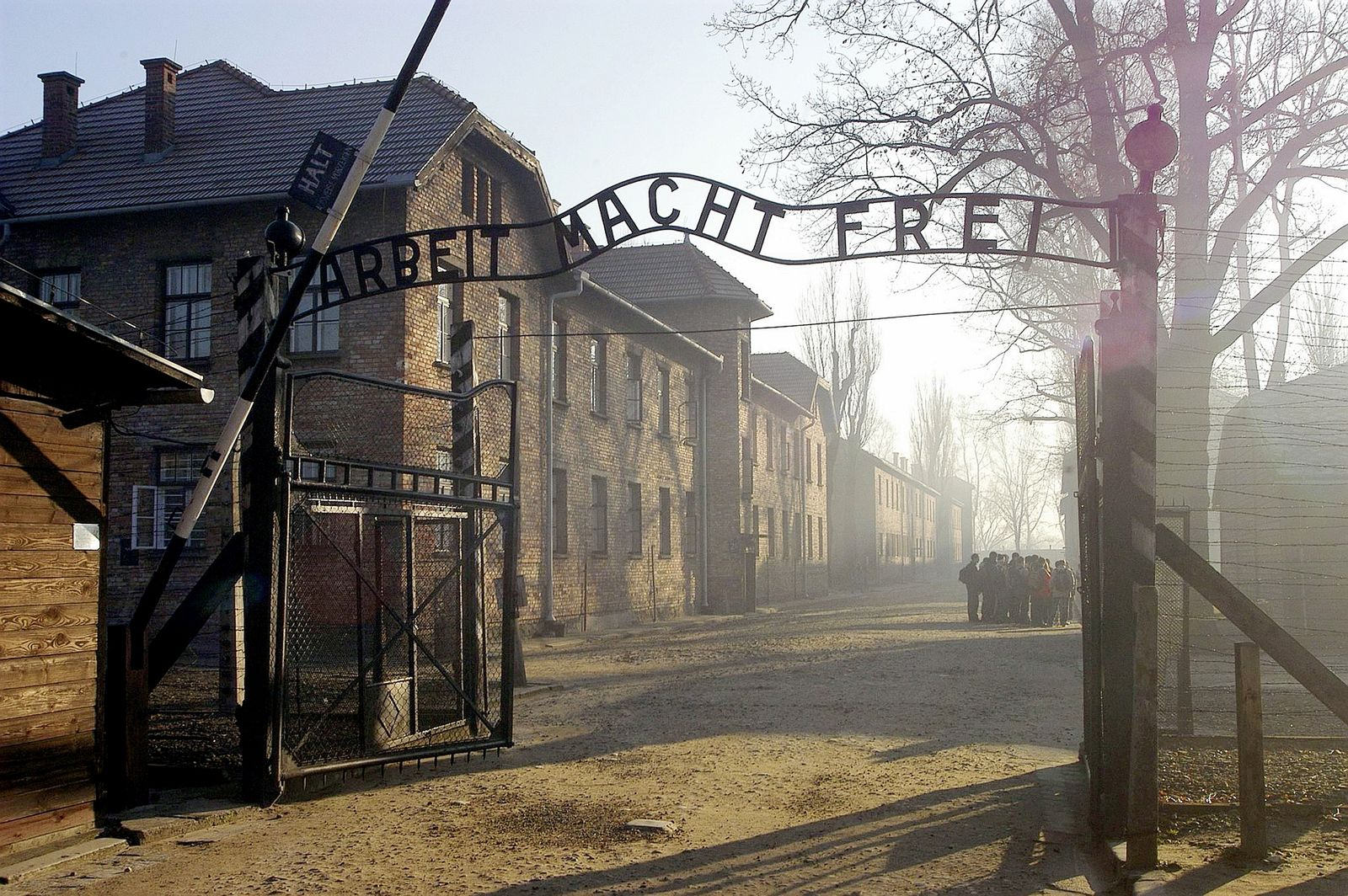 Nie wieder Auschwitz