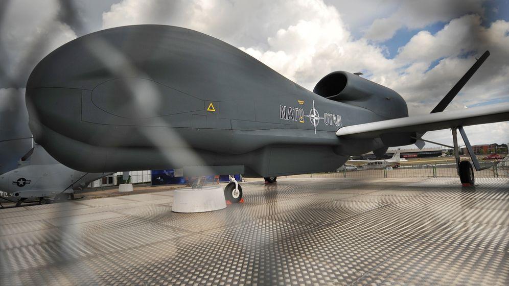 Drohnen: Ausdauer durch Atomantrieb