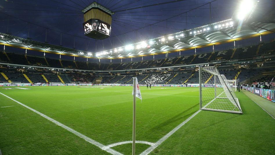 Commerzbank-Arena in Frankfurt