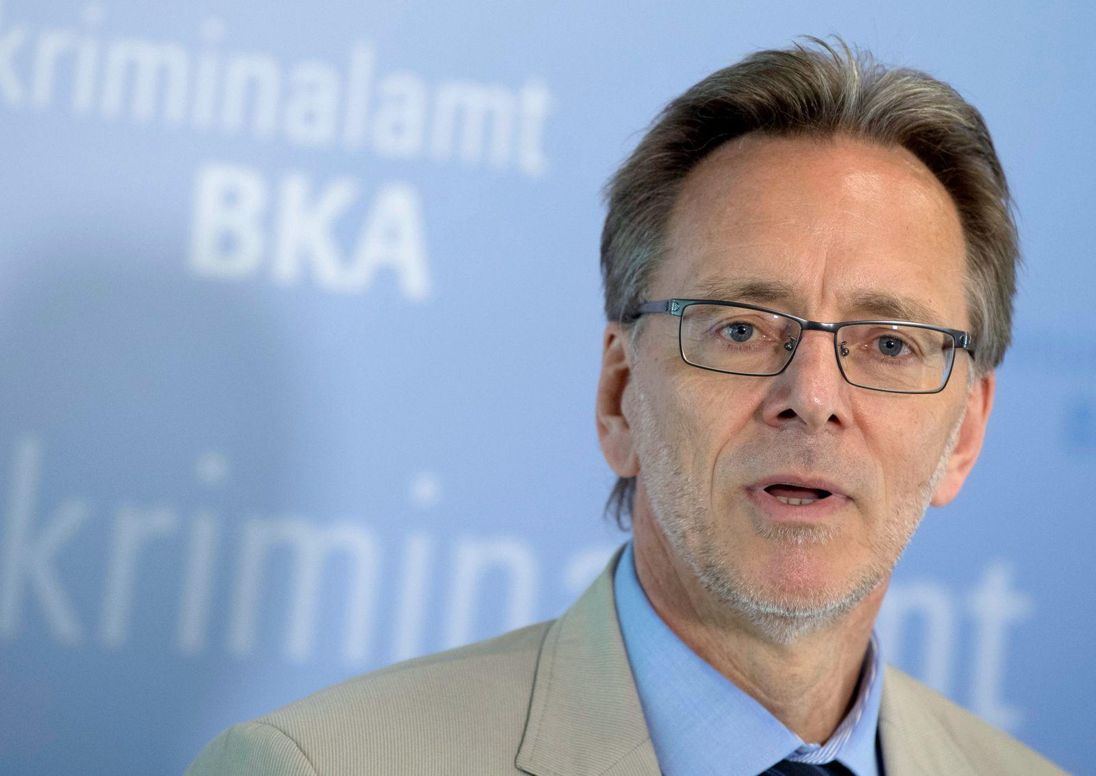 BKA stellt Bericht zur organisierten Kriminalität vor