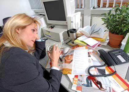 """Typische Büroszene: """"Sehr viel schlimmer, als ich es mir je vorgestellt hätte"""""""