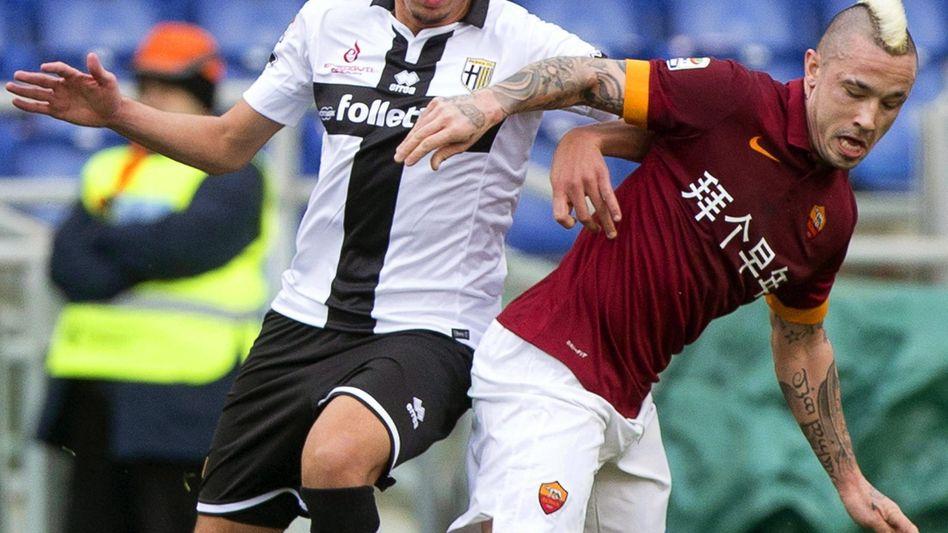 Parma-Profi Belfodil: Heimspiel seines Klubs abgesagt