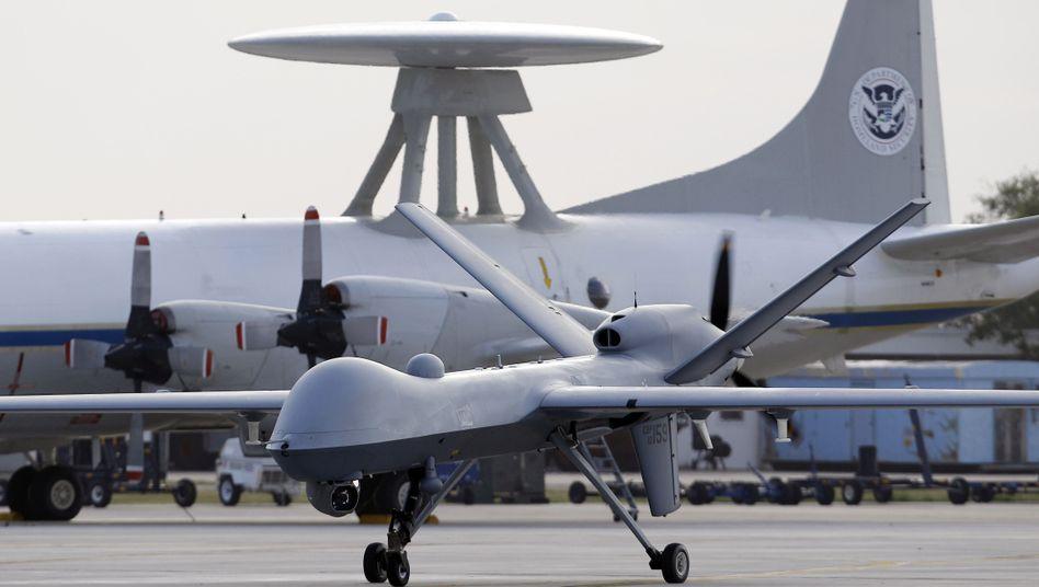"""""""Predator""""-Drohne der US-Armee: Die Bundeswehr nutzt bisher nur unbewaffnete Exemplare"""
