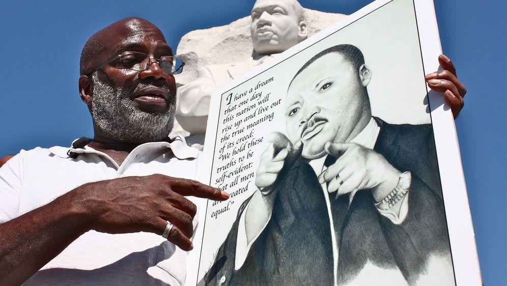 Martin Luther King Memorial: Ein Denkmal für den Helden