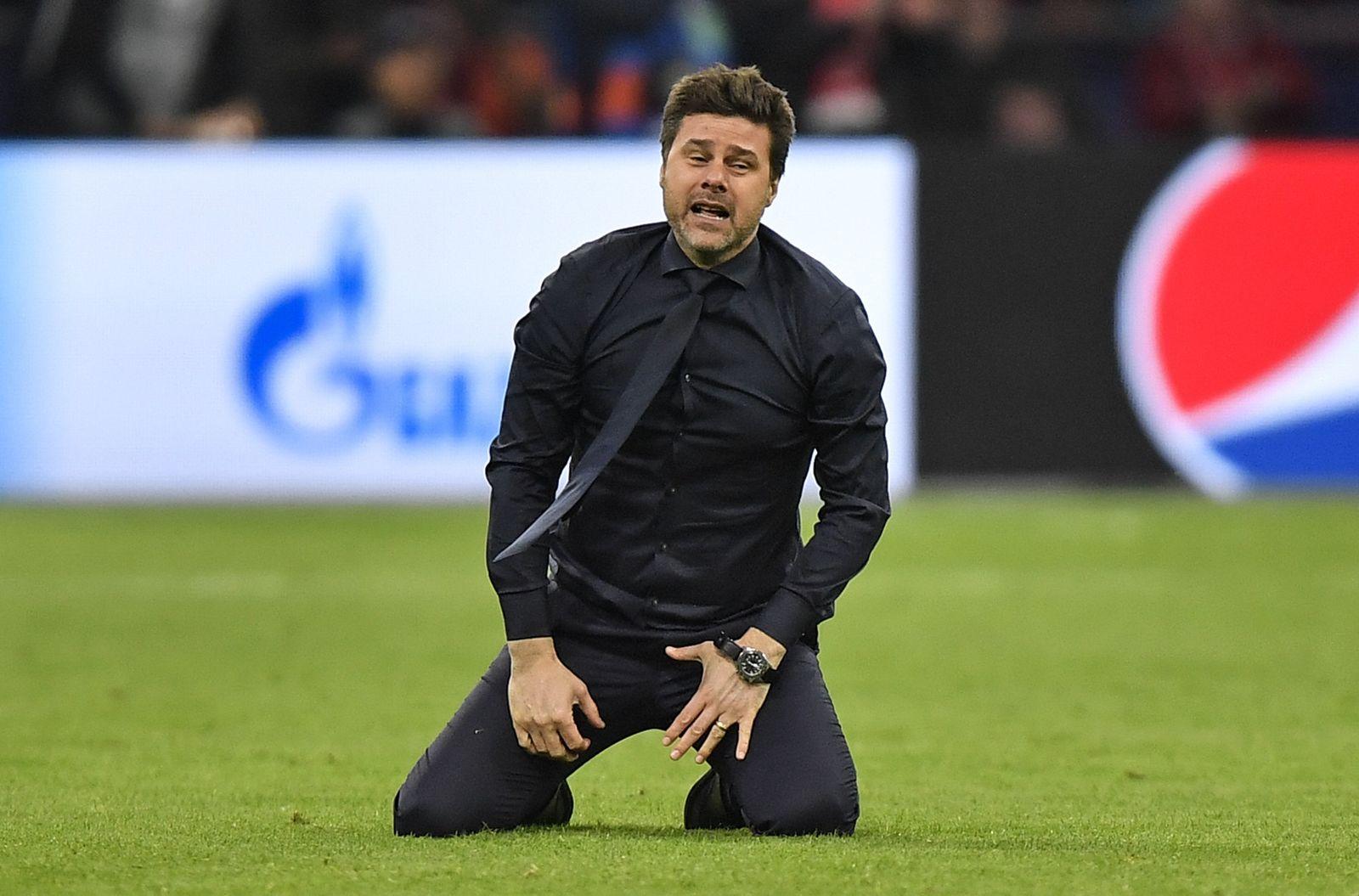 Tottenham Pochettino