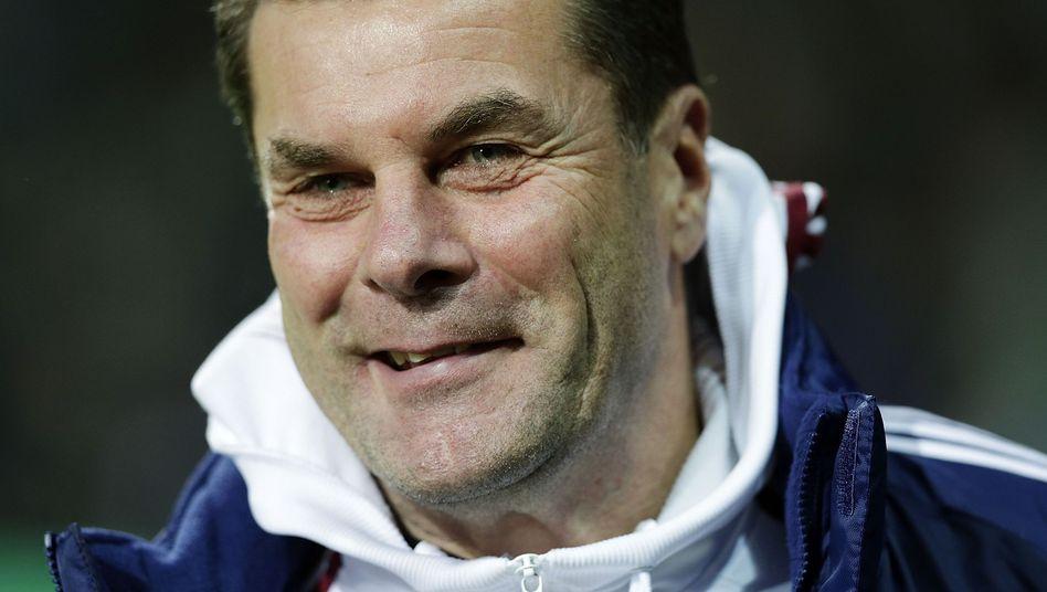 Bundesliga-Coach Hecking: Abschied nach drei Jahren in Nürnberg