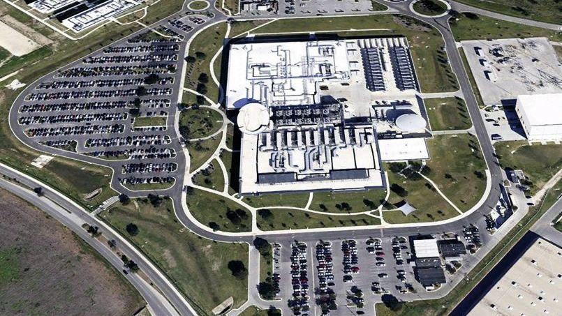 NSA-Zweigstelle in Texas