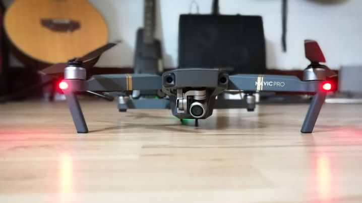 DJI Mavic Pro im Test: So leicht kann fliegen sein