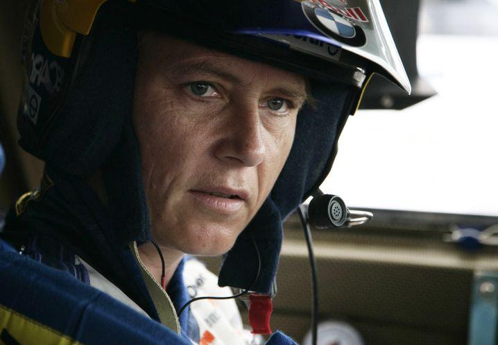 Jutta Kleinschmidt (Archivbild von der Rallye Dakar 2006)