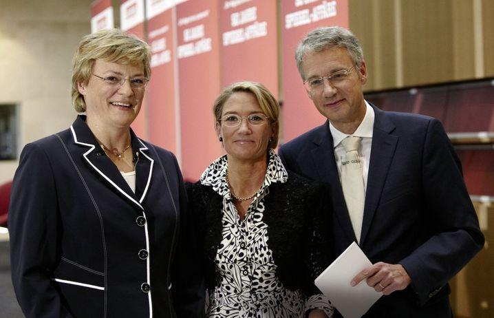 Hohlmeier, Augstein, Doerry