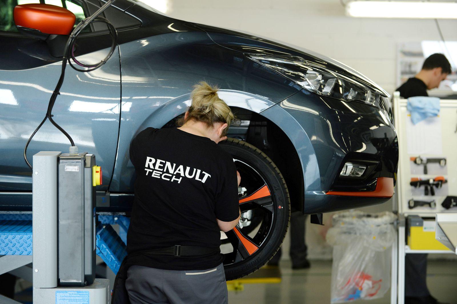 Werkstatt / Renault