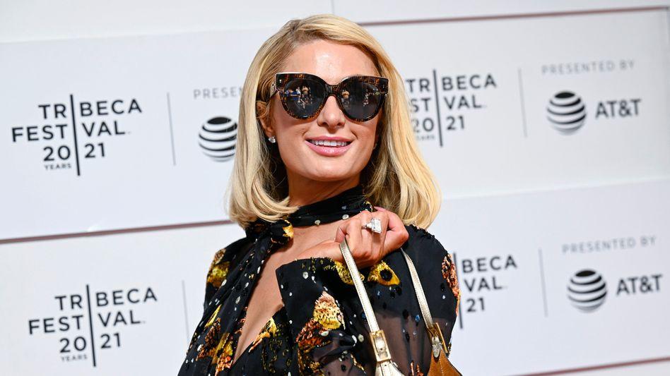Paris Hilton plant eine Familie
