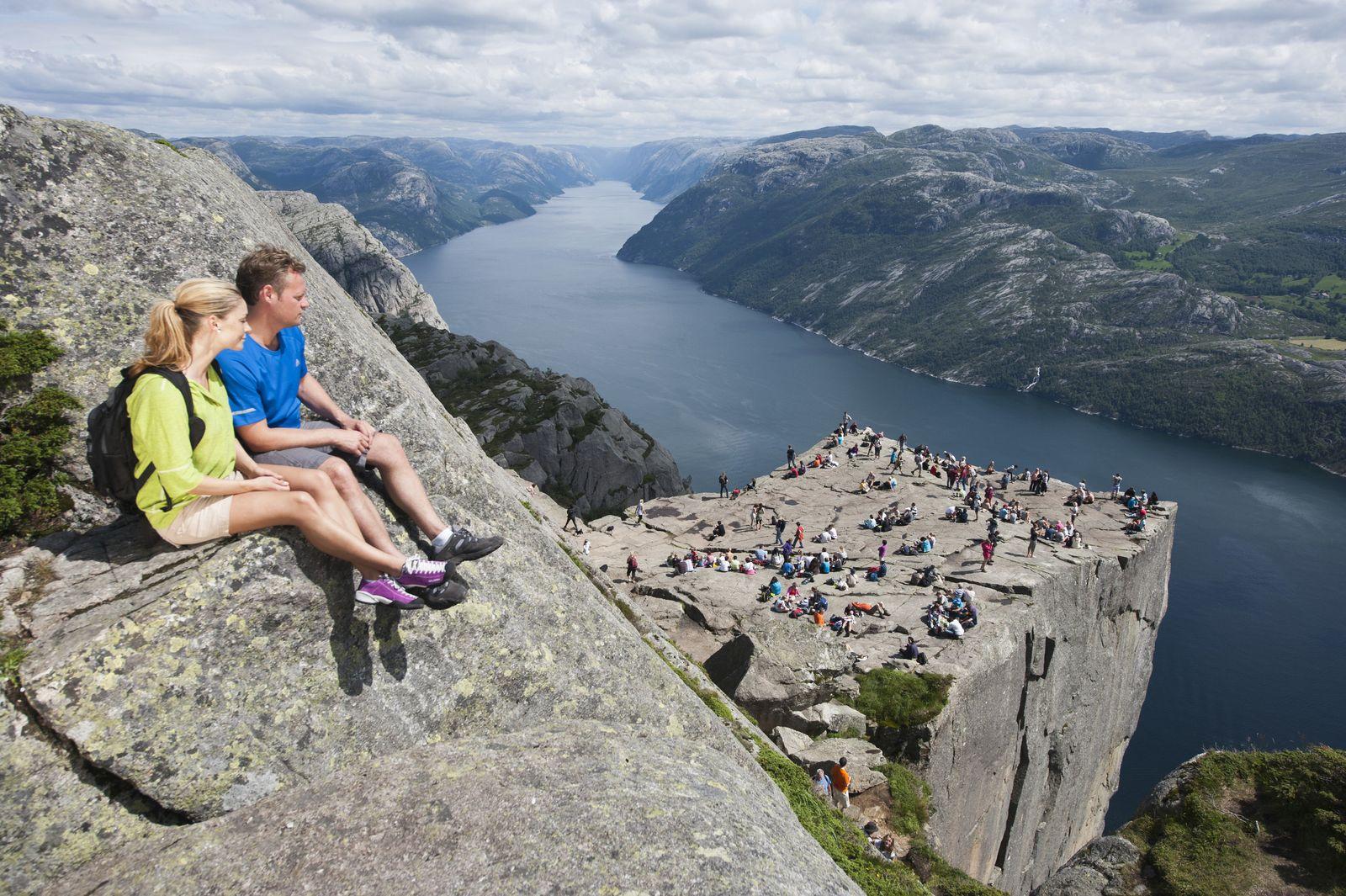 EINMALIGE VERWENDUNG Norwegen / Trollzunge