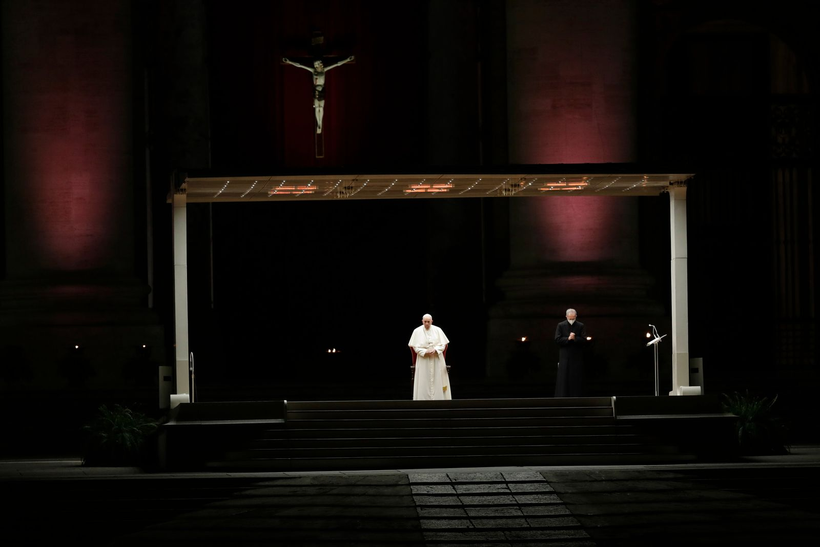 Vaatican Pope Good Friday
