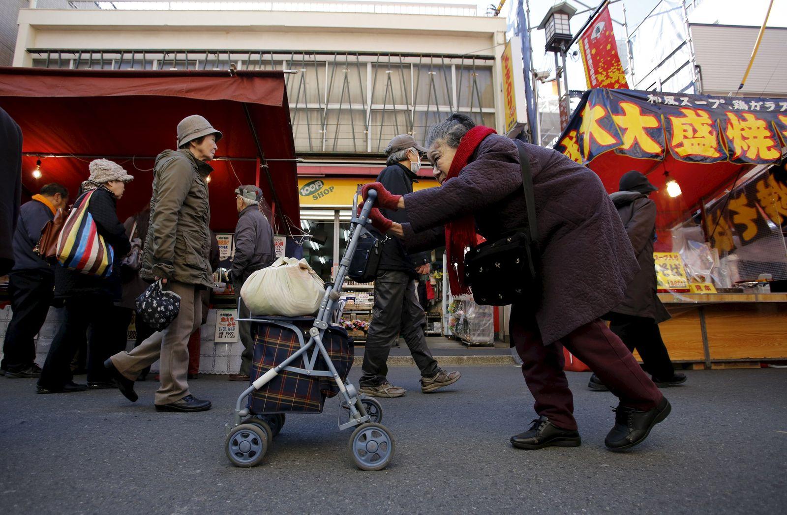 Japan/ Abenomics