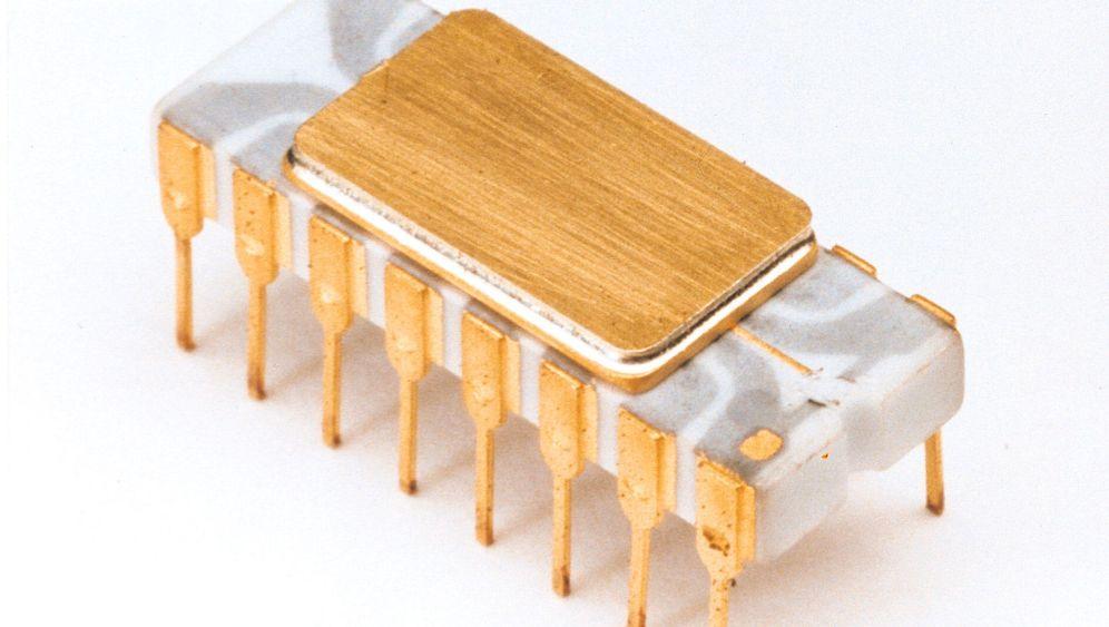 Intel 4004: Der erste Mikroprozessor aus Serienproduktion