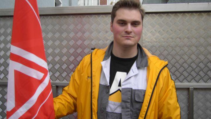 Protest in Rüsselsheim: Das sagen die Opelaner