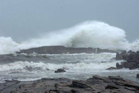 Hohe Wellen (in Taiwan): Forscher glauben an die Kraft des Meeres
