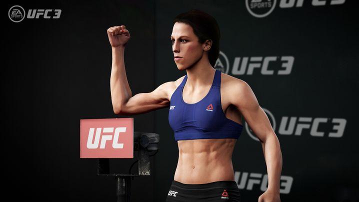 """""""UFC 3"""" von EA Sports für PC/PS4/XboxOne,10bis30 Euro"""