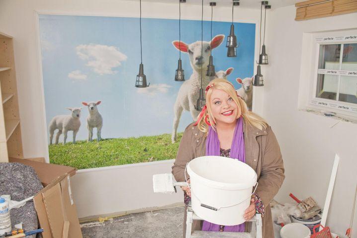 Renovierungsexpertin Tine Wittler: Gehorch mir - oder ich mal dich an!