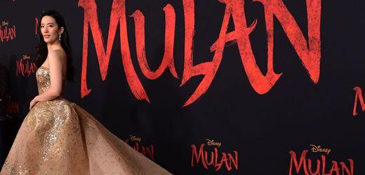 """""""Mulan"""" kommt bei Streaming-Dienst Disney+ heraus"""