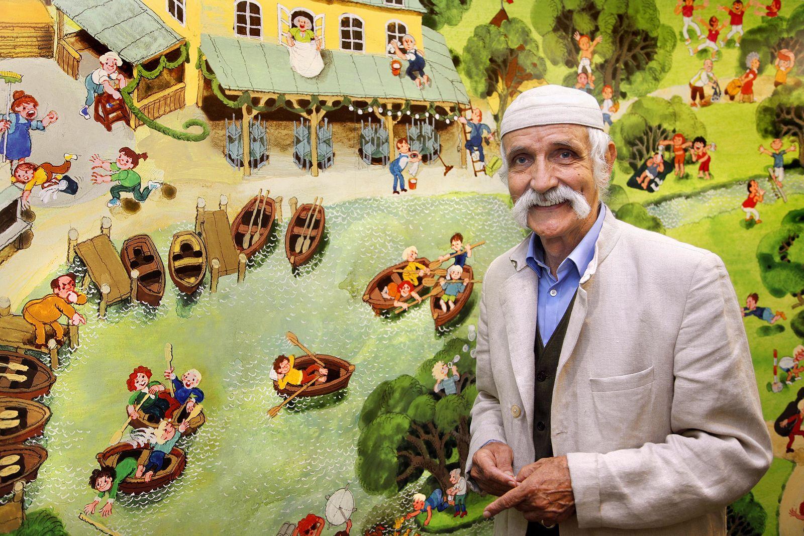 Ali Mitgutsch