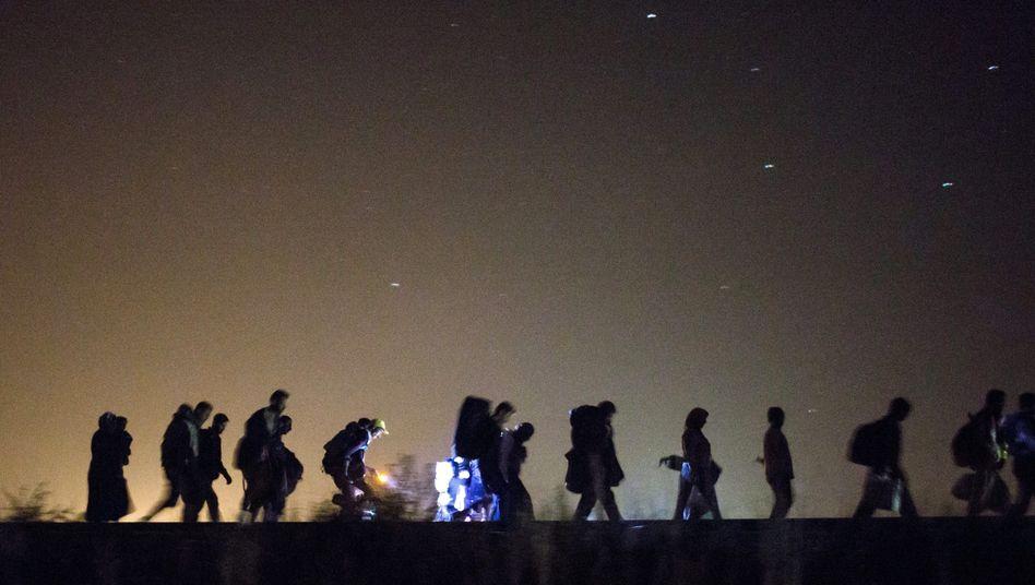 Flüchtlinge an der ungarischen Grenze: Europa versagt