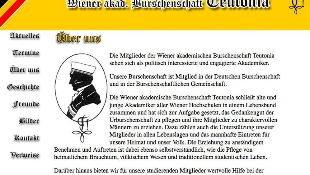 Neue Führung der Deutschen Burschenschaft: Marsch nach rechts