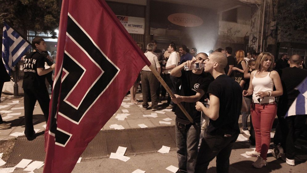 Photo Gallery: Right-Wing Extremism in Greece