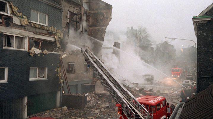 Katastrophe in Remscheid: Absturz bei der Tiefflugübung